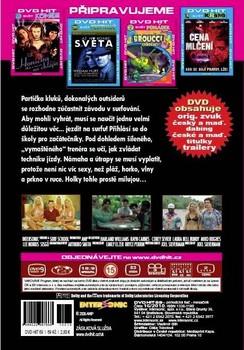 Zadní strana nového vydání DVD HIT