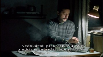 Obrazovka z DVD