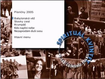 Písničky 2005