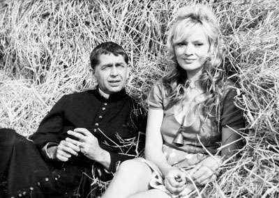 Farářův konec, 1968
