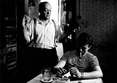 Fádní odpoledne, 1964
