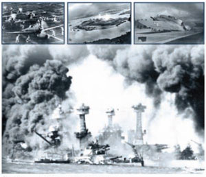 Pearl Harbor & válka v Pacifiku 3. DVD