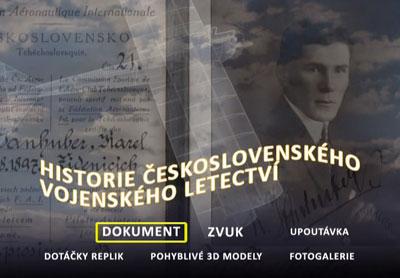 Mido Film - Historie čs. vojenského letectví 1.