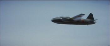 Bombardér letící vstříc dobrovolné smrti