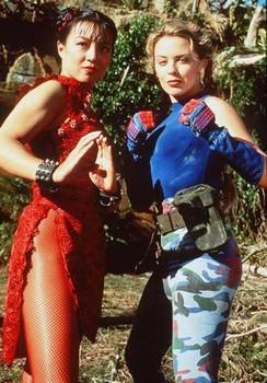 Ming-Na, Kylie Minogue