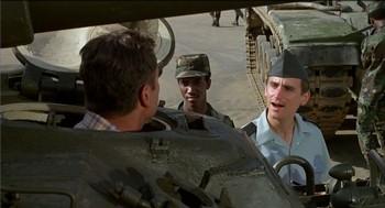 Řekněte, seržante, jak dlouho jste ho dával dohromady?