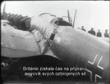 Výsledek letecké bitvy o Británii