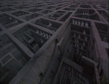 Pekelný labyrint