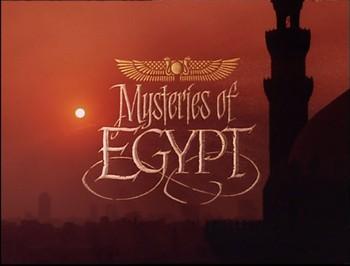 Záhady egypta