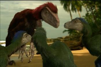 Pyroraptor Pod