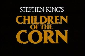 Kukuřičné děti