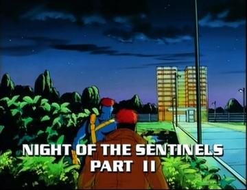 Noc strážců, díl 2.