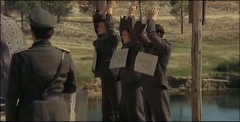 Opustili svá strážní stanoviště, hlupáci, to je velezrada
