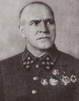 maršál Georgij Konstantinovič Žukov