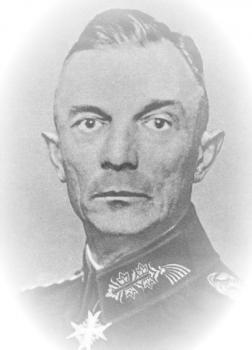 polní maršál Fedor von Bock