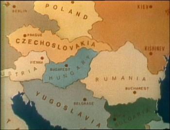 Předválečná Evropa