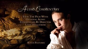 Výběr audiokomentáře k filmu