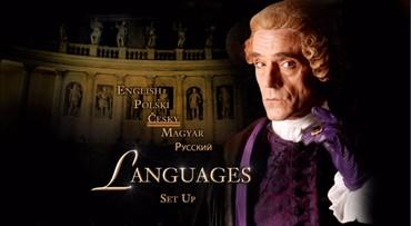 Dostupné jazyky