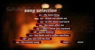 Seznam písní 1