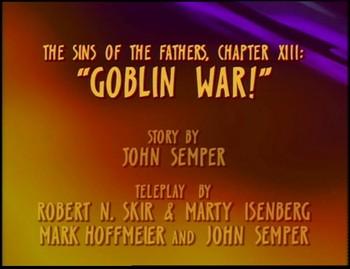 Válka goblinů