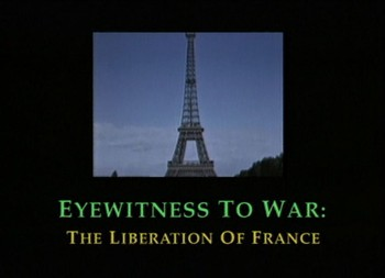 Osvobození Paříže