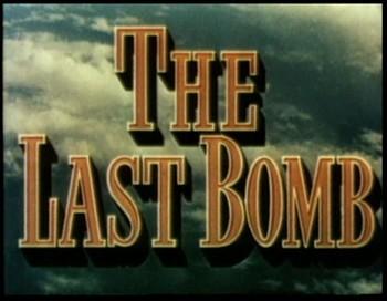 Poslední bomba
