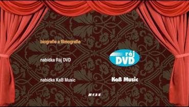 Bonusy na 1. DVD