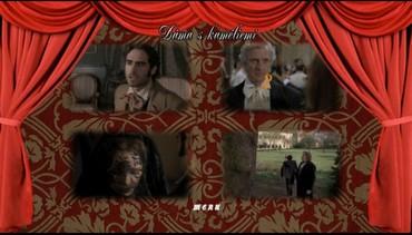 Výběr kapitol na 2. DVD