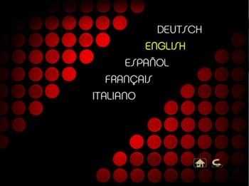Volitelný jazyk menu