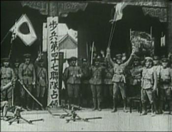 Japonci v Mandžusku