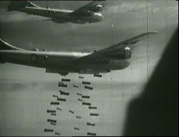 B-29 nad Japonskem