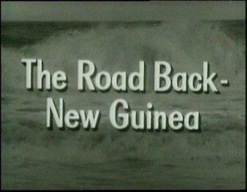 Cesta zpět - Nová Guinea