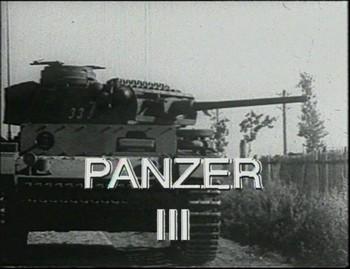 Střední tank Panzer III