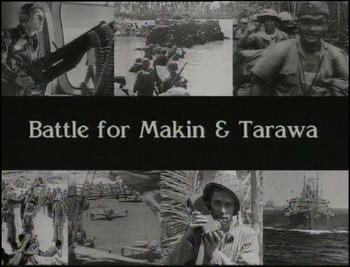 Bitva o Makin a Tarawu