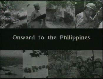 Postup na Filipíny