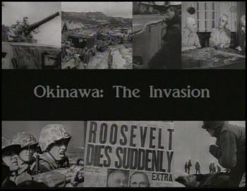 Okinawa: Invaze