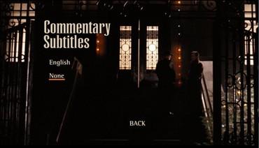 Volitelné anglické titulky k audiokomentáři