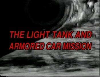 Lehké tanky, obrněné transportéry