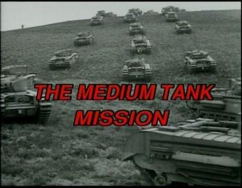 Operace středních tanků