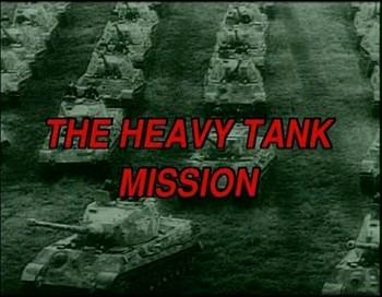 Operace těžkých tanků