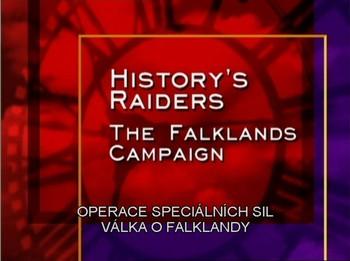 Operace speciálních sil: Válka o Falklandy