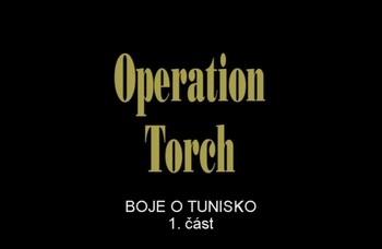 Boje o Tunisko - 1. část