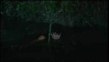 Záškodník - žabí muž