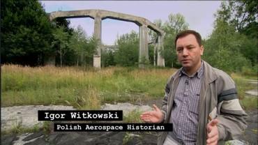 Tajná základna v Polsku