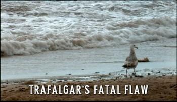 Osudová chyba u Trafalgaru