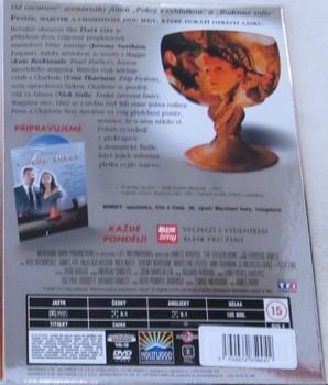 Náhled zadní strany vydání edice Blesk pro ženy