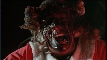 Santa pečený na kaštanech