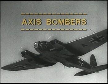 Nepřátelské bombardéry