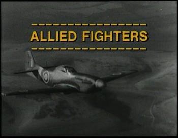 Stíhačky Spojenců