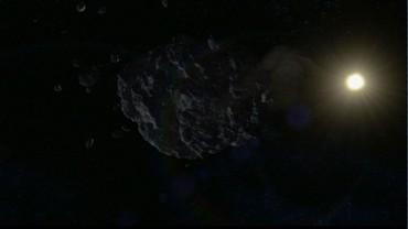 Skrytý asteroid